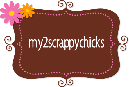 my2scrappychicks Page kits and Premade scrapbook pages