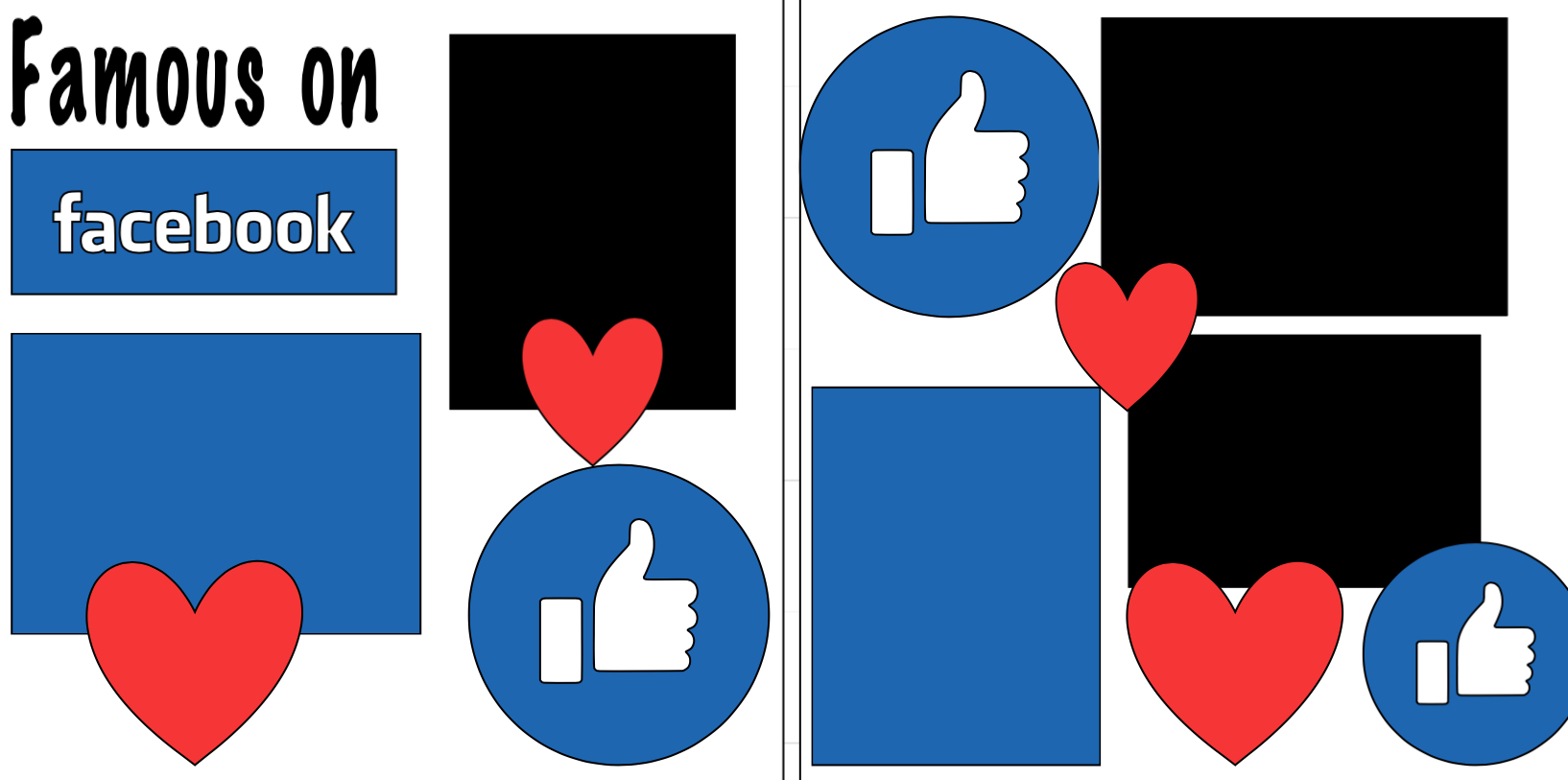 Famous on Facebook-  page kit