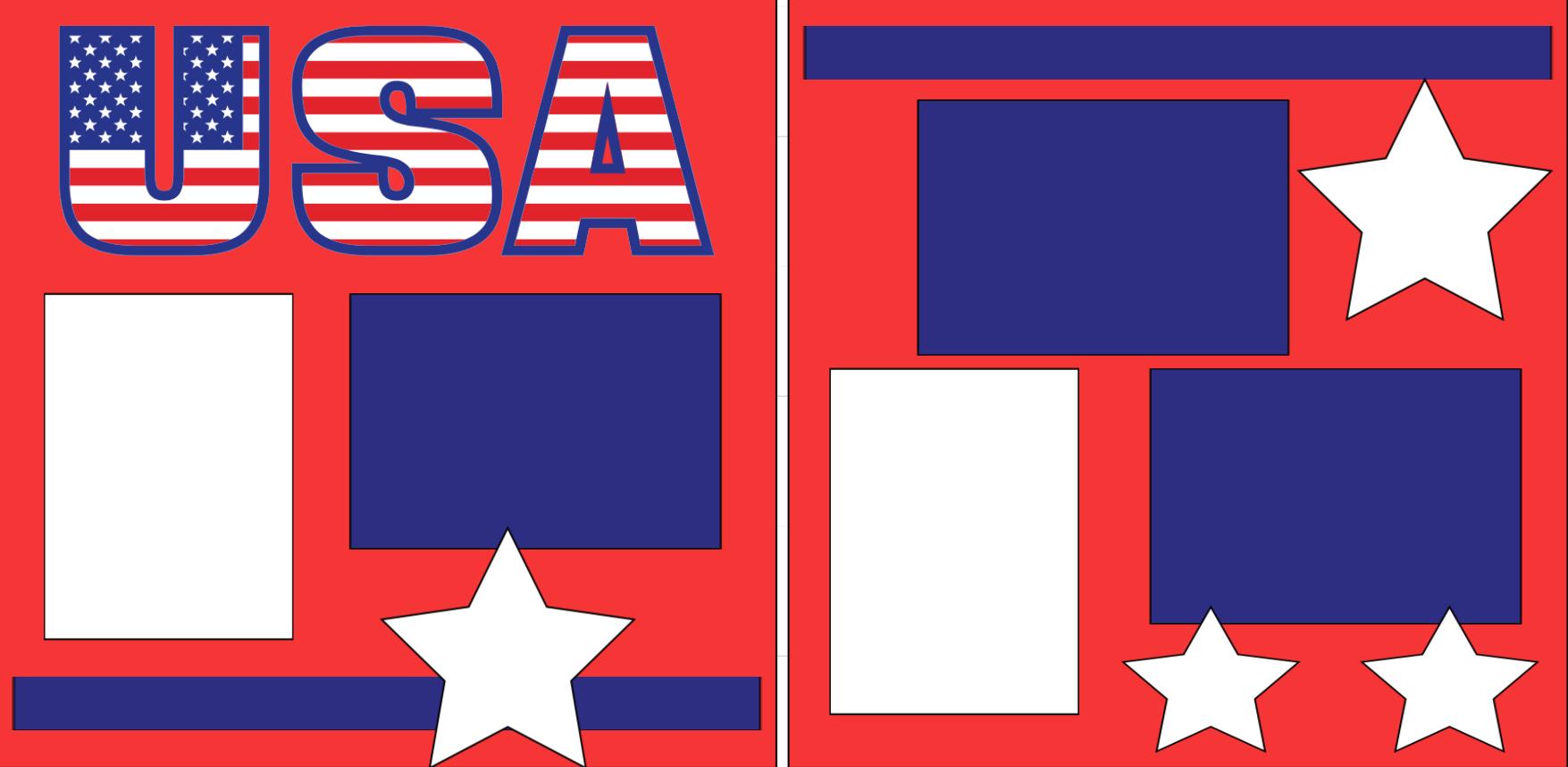 USA -  page kit