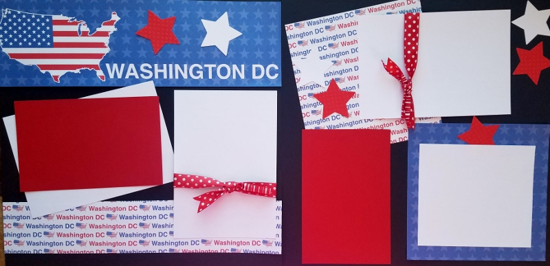 WASHINGTON DC  -basic page kit