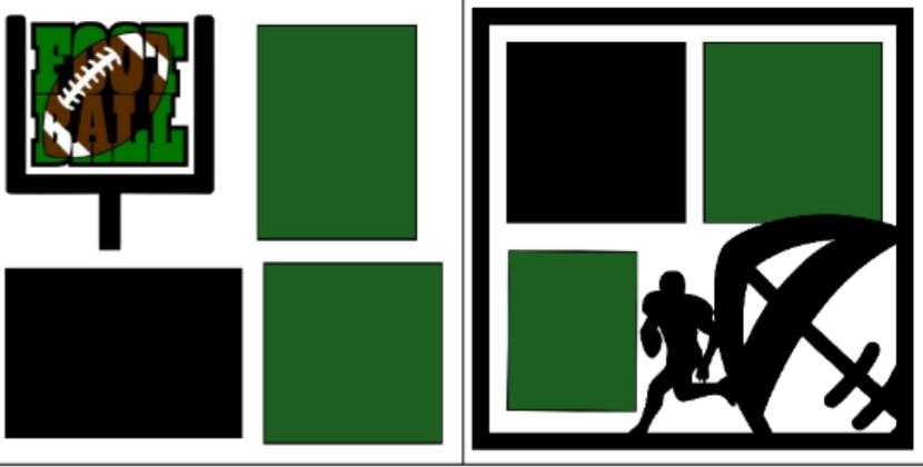 Football -basic page kit