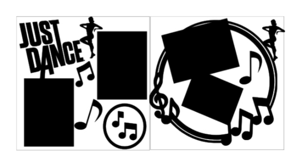 Just Dance ****-basic page kit