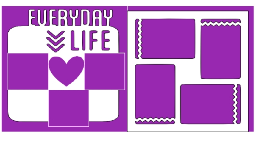 Everyday Life -basic page kit