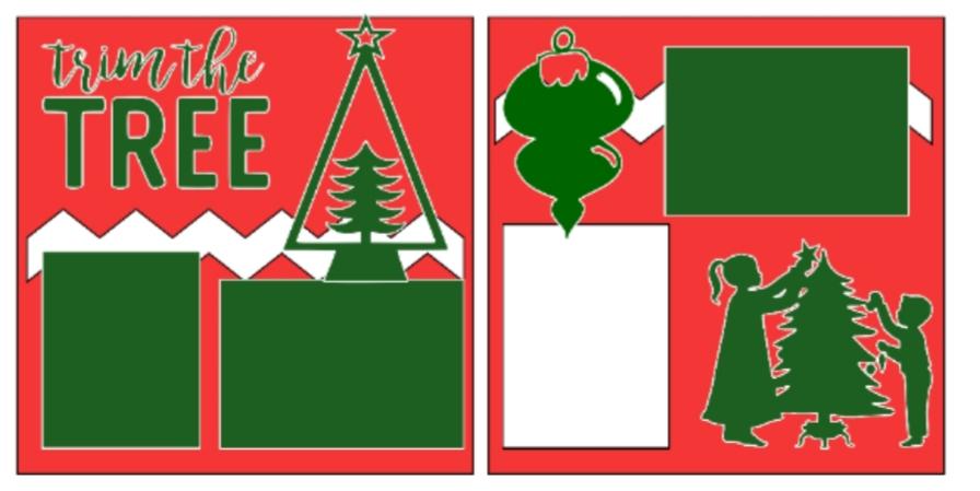 Trim the tree -basic page kit