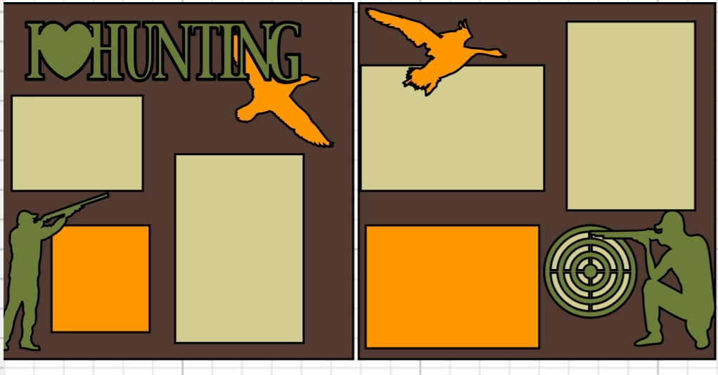 Duck Hunting page kit
