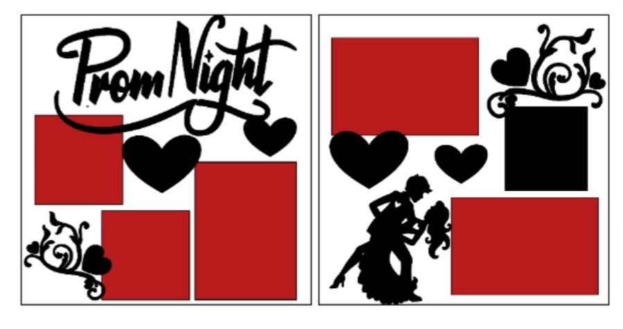 PRom Night--  page kit