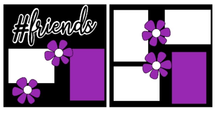 friends--  page kit