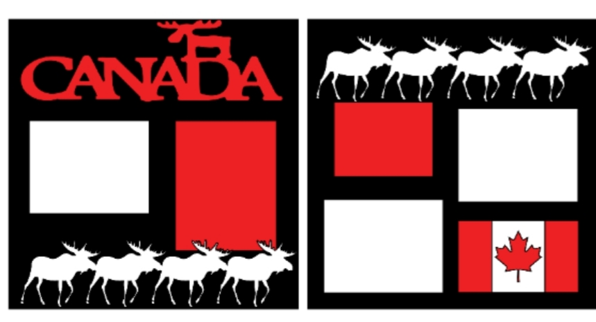 Canada--  page kit