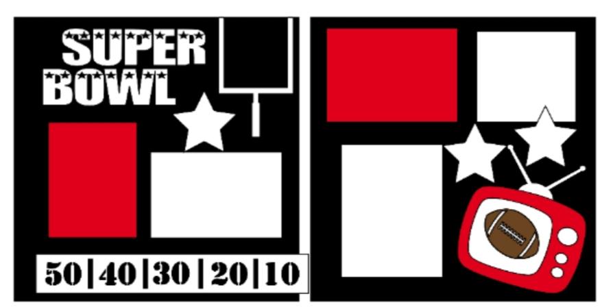 Superbowl 1--  page kit