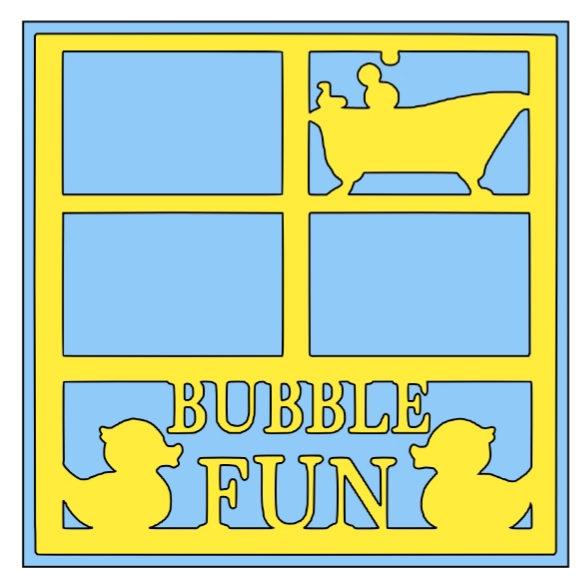 Bubble Fun Overlay