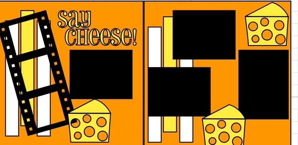 Say Cheese--  page kit