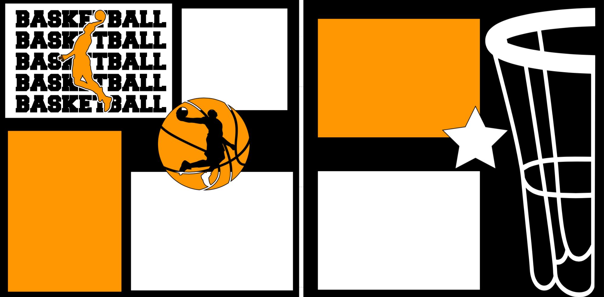 Basketball *** -  page kit
