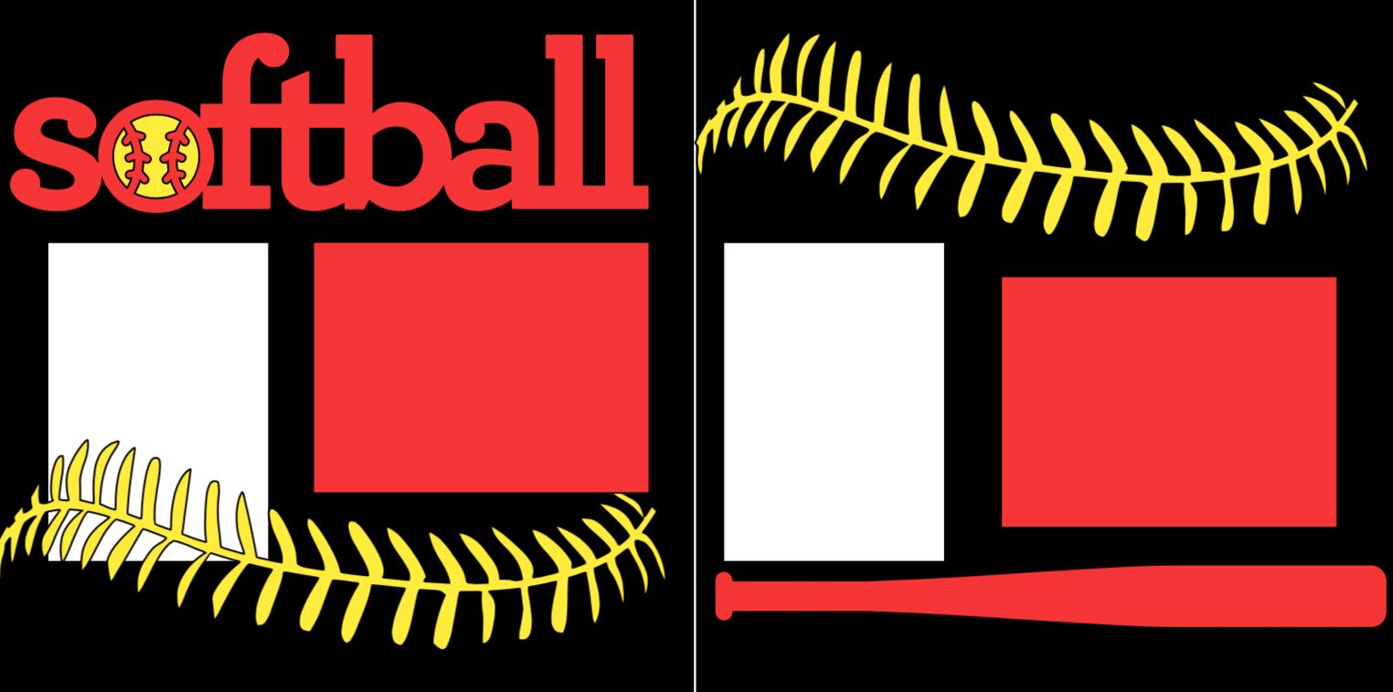 🥎 softball-  page kit
