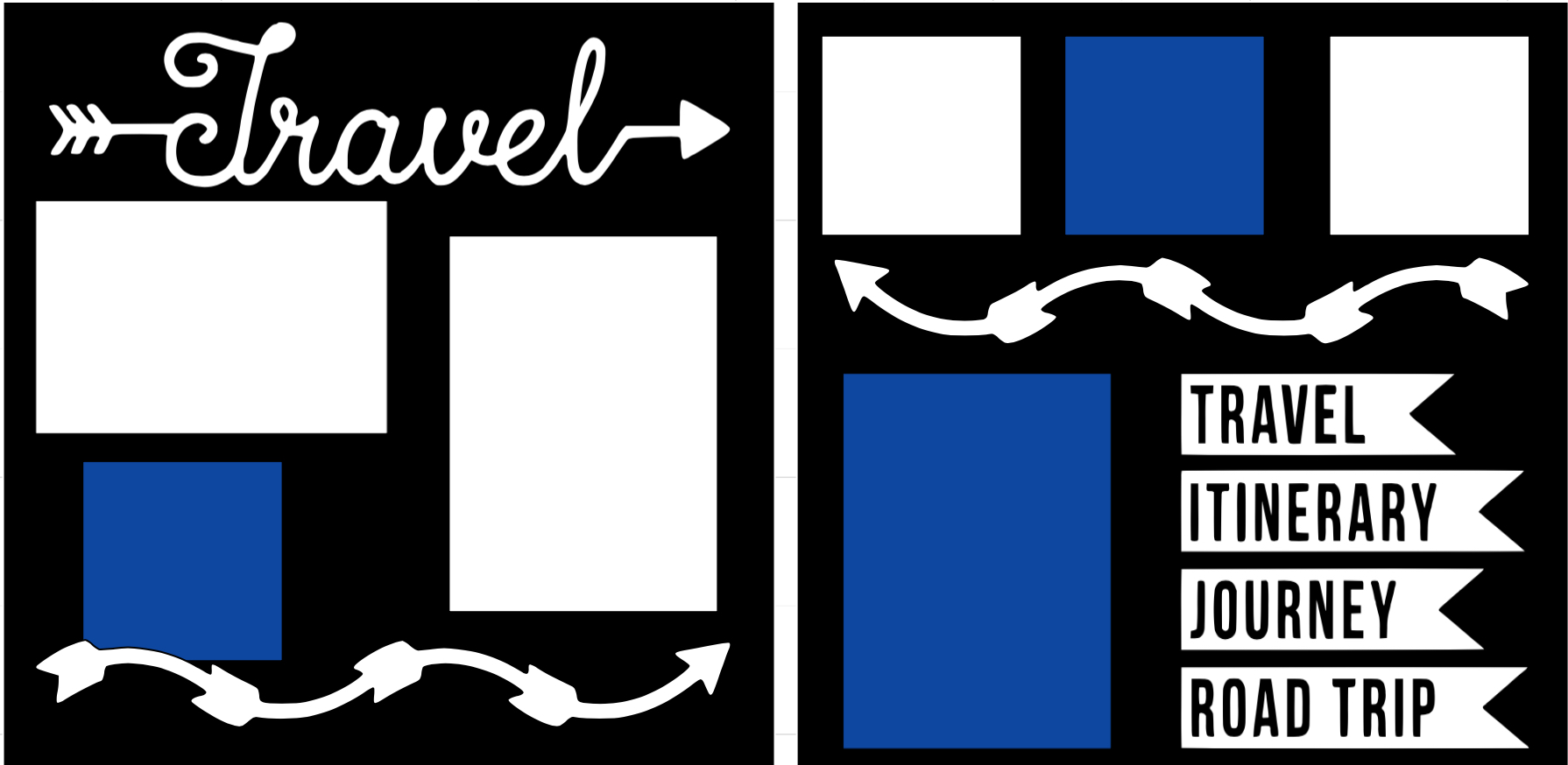 Travel (@rrows)-  page kit