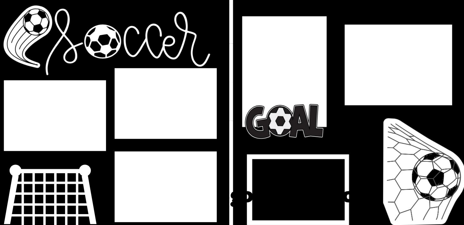 SoCCer GoAl-  page kit