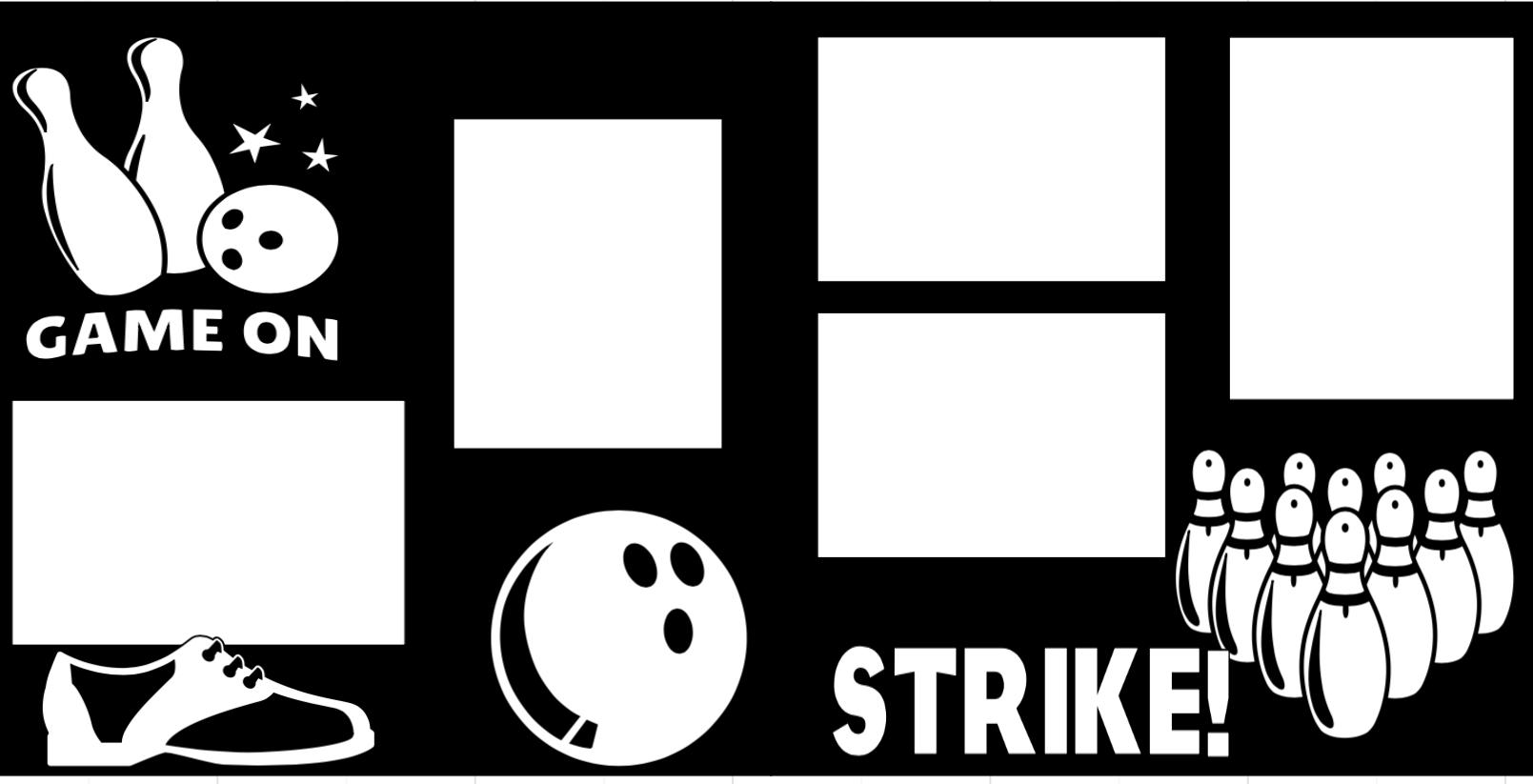 Bowling —  page kit