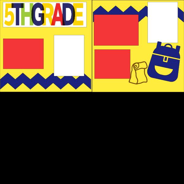 5TH GRADE (SCHOOL B)   --   page kit