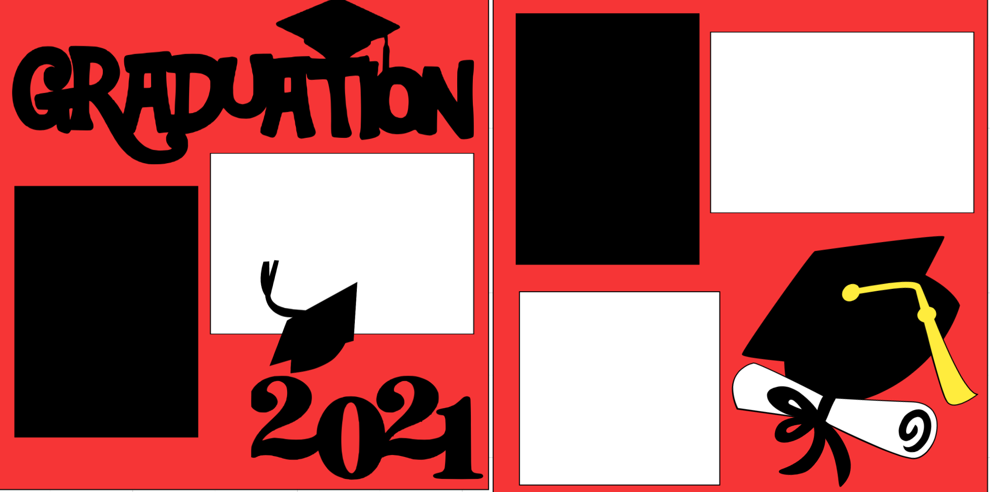 Graduation 2021-  page kit