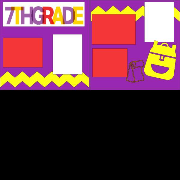 7TH GRADE (SCHOOL B)   --   page kit