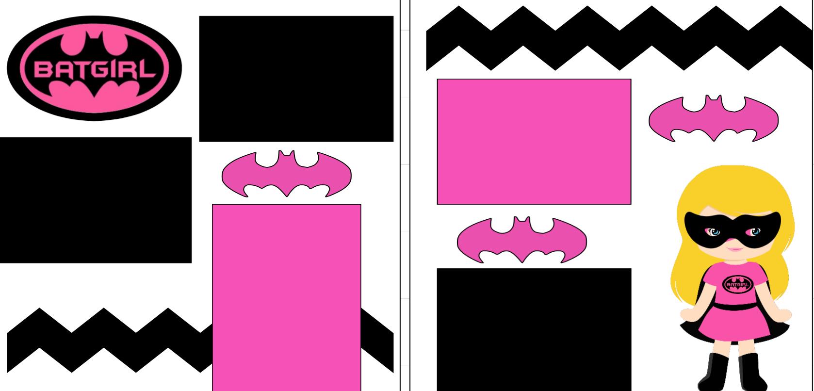 Batgirl -  page kit