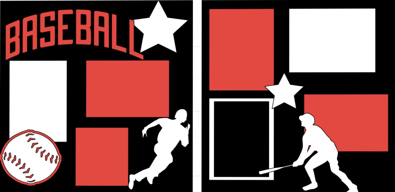 BASEBALL-  page kit