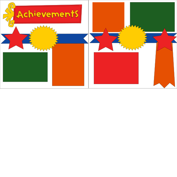 AWARDS CEREMONY/ ACHIEVEMENTS  -basic page kit