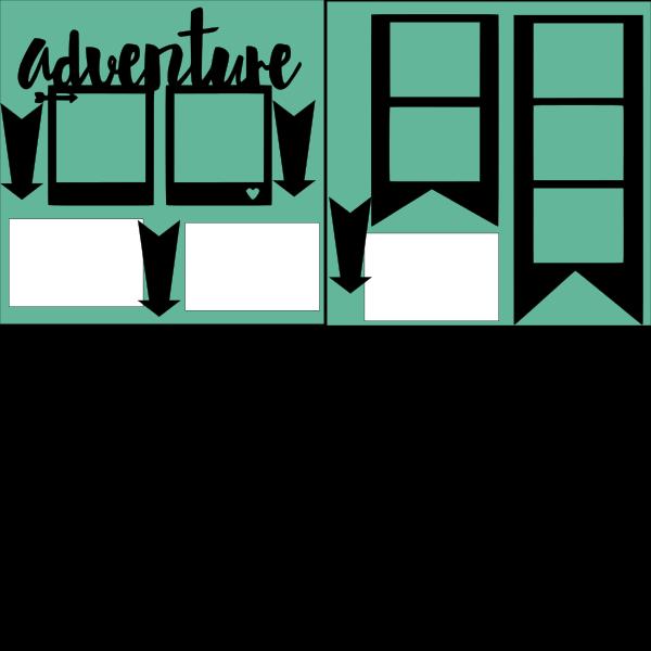 ADVENTURE ---basic page kit