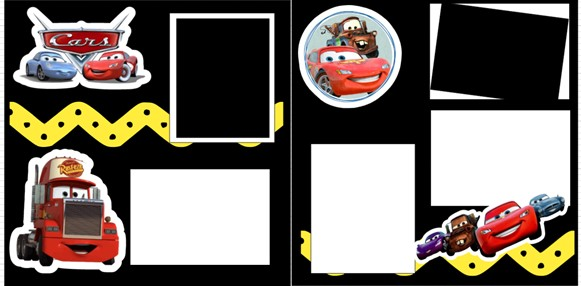 CARS 2021   -  page kit