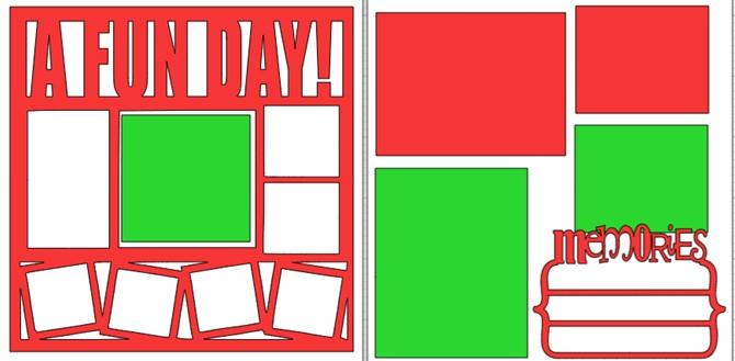 A FUN DAY!   -  page kit