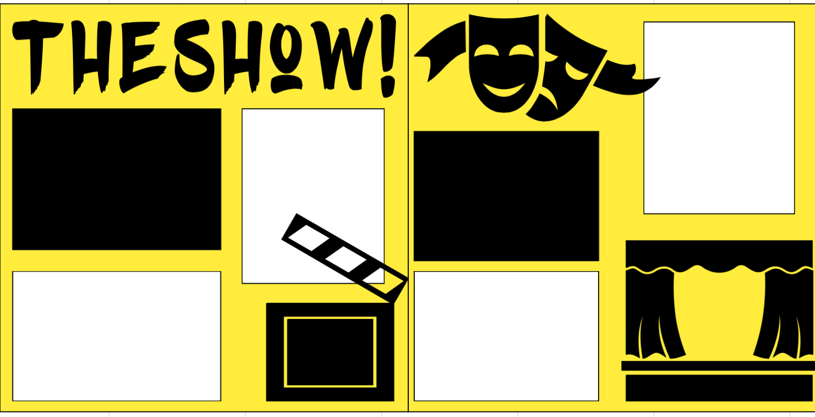 The Show-  page kit