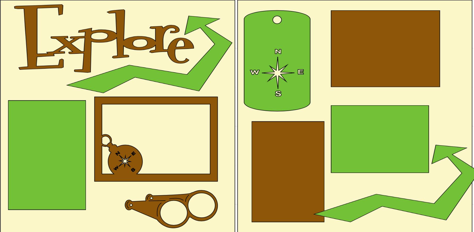 Explore -page kit