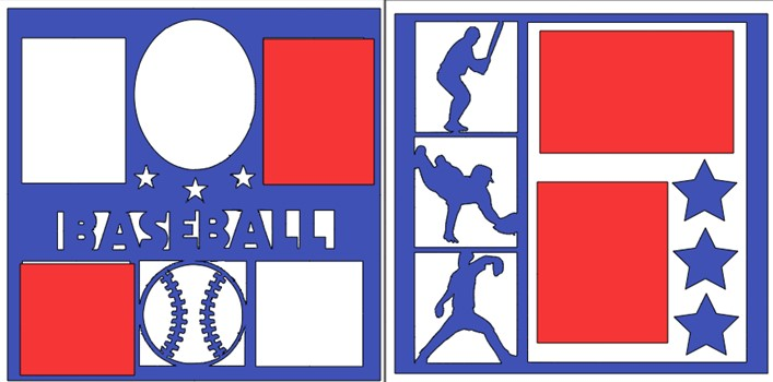 *BASEBALL* -  page kit