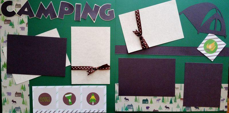 CAMPING *BASIC PAGE KIT