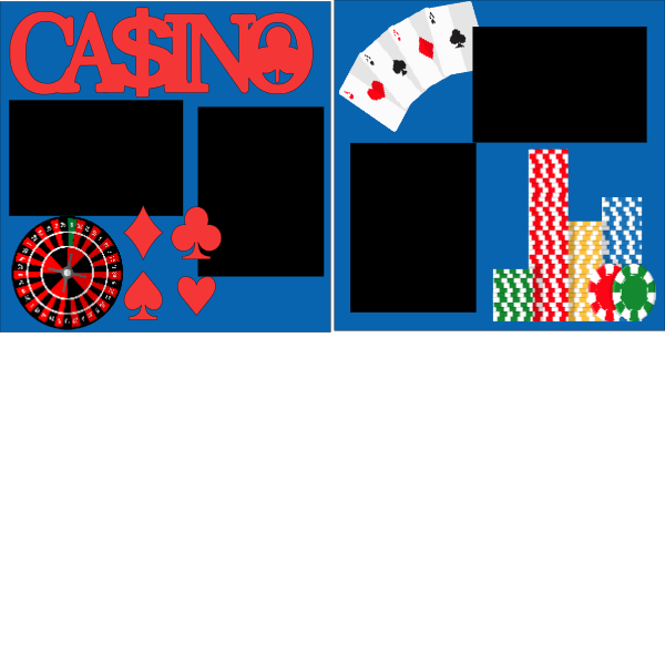 CASINO *LAS VEGAS --  page kit