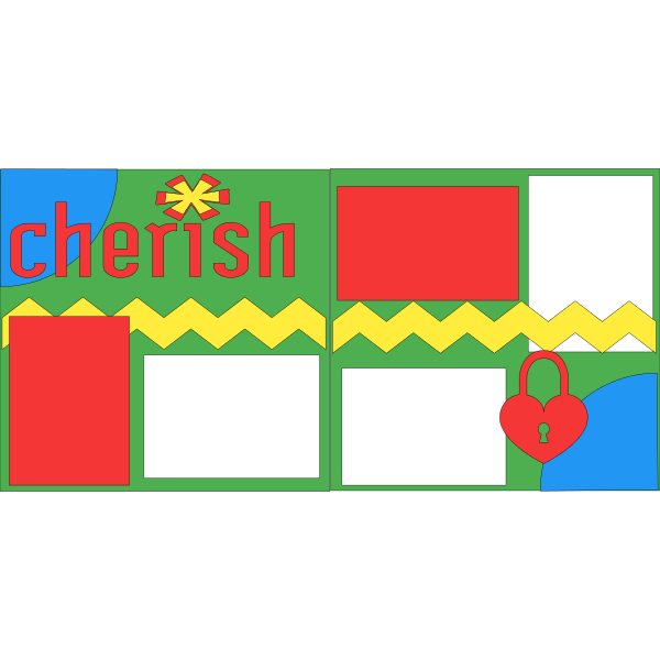 CHERISH*-- -basic page kit