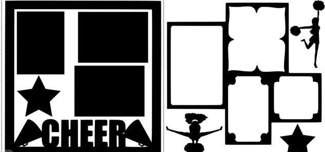 CHEER 2021 -  page kit