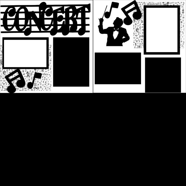 CONCERT ****-basic page kit