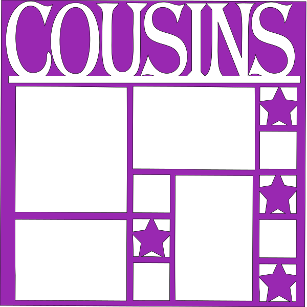 COUSINS  OVERLAY -1 PAGE