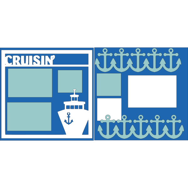 CRUISIN OVERLAY -basic page kit