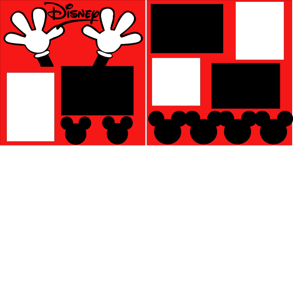 DISNEY +^* -basic page kit