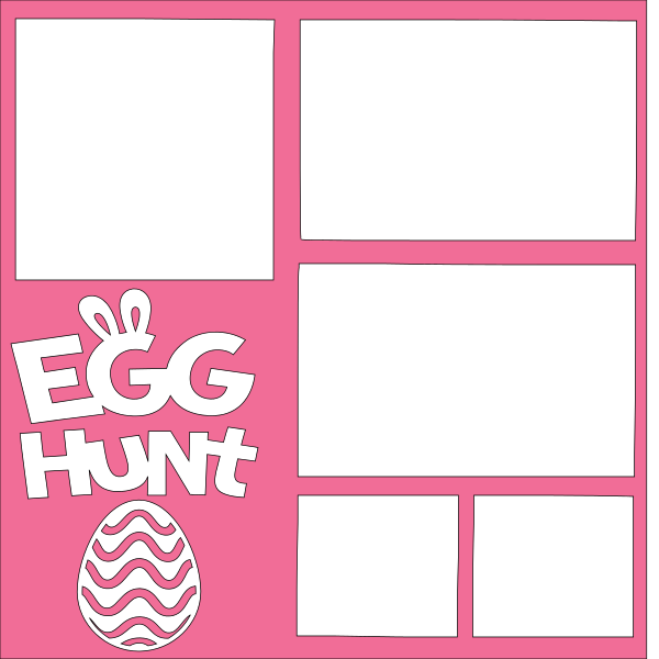 EGG HUNT  OVERLAY -1 PAGE