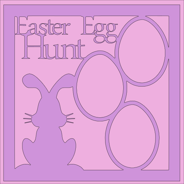 HUNTING EGGS 1 PAGE OVERLAY