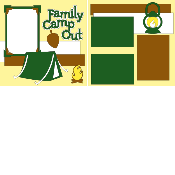 FAMILY CAMP OUT  ... Page Kit