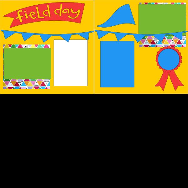 FIELD DAY  -basic page kit