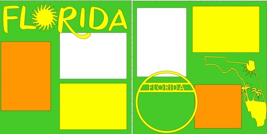 FLORIDA -  page kit