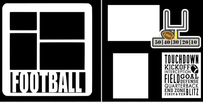 2022 FOOTBALL  -  page kit