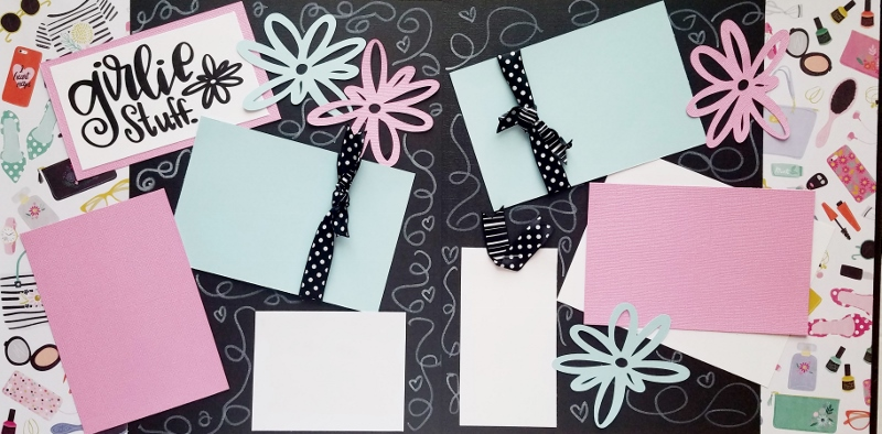 GIRLIE STUFF!  page kit