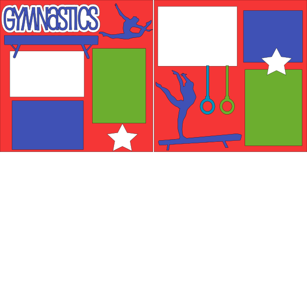 GYMNASTICS ----  page kit