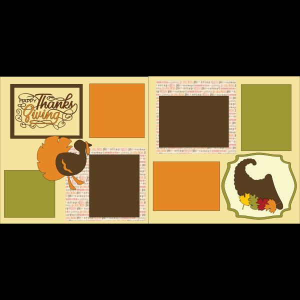 Happy Thanksgiving ------ -basic page kit