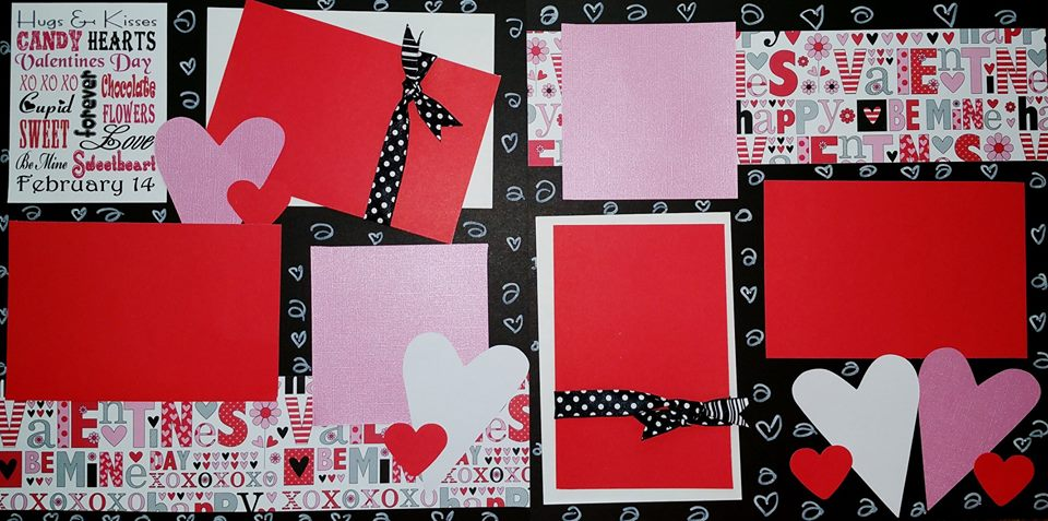 VALENTINES DAY FEB 14   page kit
